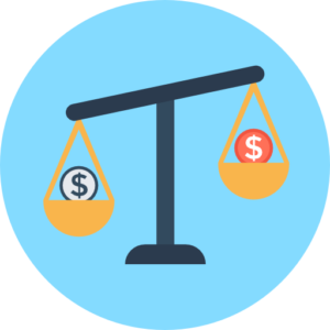 Equilibre travaux et plus value
