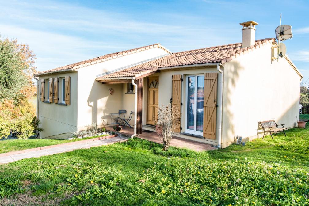 Maison T4 de 2006 à Salvagnac