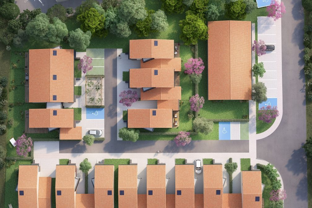 Maisons neuves à Montrabé – Prix direct promoteur