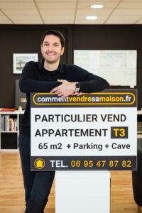 Martin LE SUEUR votre coach immobilier à Toulouse